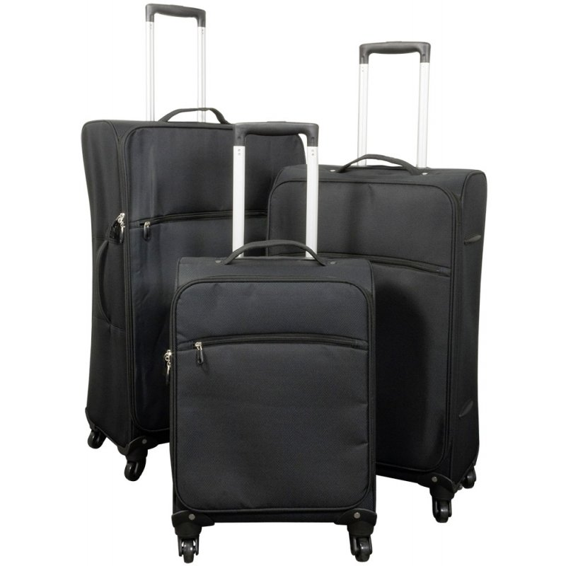 leichtgewicht trolley koffer set 3 teilig 77cm 2 6kg. Black Bedroom Furniture Sets. Home Design Ideas