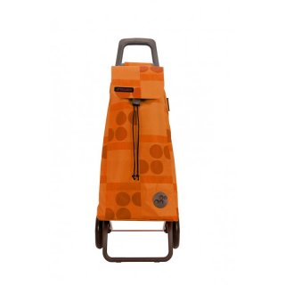 ROLSER Einkaufstrolley - RG Mountain/Logos Orange